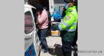 Niña resulta herida tras ser atropellada por mototaxi en Ilave - Diario Correo