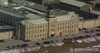 Inmate dies at Manitoba's Stony Mountain Institution - Globalnews.ca