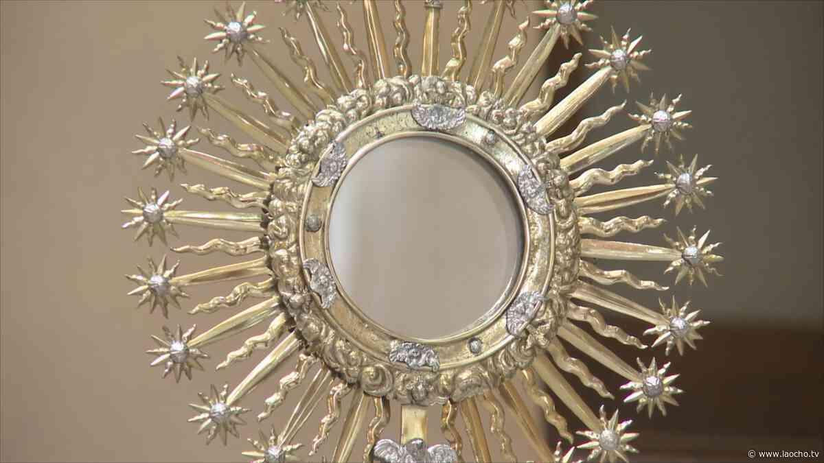 Orihuela rememora la devoción del Corpus Christi a través de una exposición – LaOchoTV - La Ocho Tv