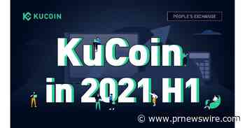 KuCoin User Quarterly Growth Up 1144% With Accumulated Volume Over $400 Billion - PRNewswire
