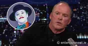 Michael Keaton explains a gym encounter with Jack Nicholson on 'Batman' - entertainment.ie
