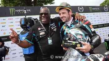 DJ Carl Cox lost for words when he met star racer Michael Dunlop - Belfast Telegraph