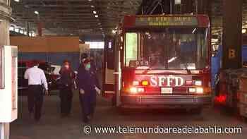 San Francisco: 19 personas a bordo de un buque de carga reportaron tener síntomas de COVID-19 - Telemundo Area de la Bahia