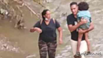 Guarenas l Vecinos encuentran sano y salvo a niño extraviado en Nueva Casarapa #30Ago - El Pitazo
