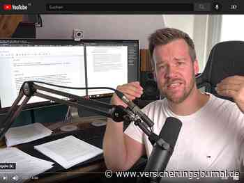 Fonds Finanz lässt Youtuber Stephan Peters Wahlprogramme erklären - VersicherungsJournal Deutschland