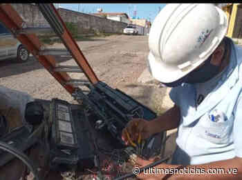 Cantv ejecuta plan de recuperación de telefonía e internet en Carora - Últimas Noticias