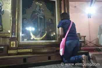 ▷ La virgen de Chiquinquirá llegó a Carora bendecida por agua del cielo #30Ago - El Impulso
