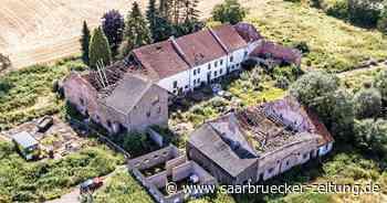 Bei Mettlach entsteht einen Biobauernhof - Saarbrücker Zeitung