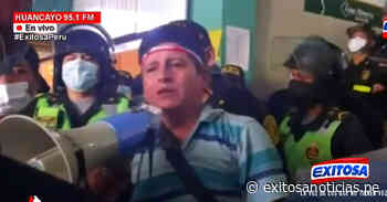 Junín: pobladores toman municipio para exigir vacancia del alcalde de Satipo - exitosanoticias