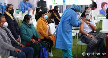 Sexta vacunatón contra el COVID-19 inició hoy en Lima, Callao y 17 regiones del país - Diario Gestión
