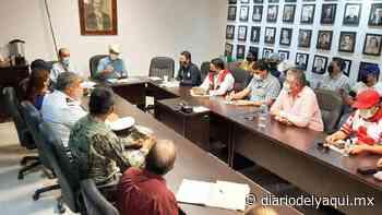 Instalan Comité de Emergencias en Huatabampo - Diario del Yaqui