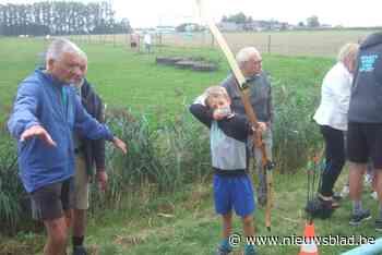 Zalig 'Sportelen' met opa en oma