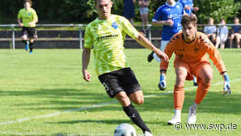 Sport Neckar-Alb - Fußball-Verbandsliga: VfL Pfullingen erlebt eine böse Überraschung beim TSV Berg - SWP