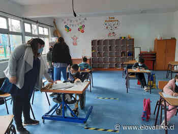 La experiencia de la Escuela Oscar Araya Molina al regresar a la presencialidad - El Ovallino
