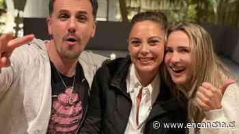 """Angélica Castro agradece a Ángeles Araya y Sergio Lagos por nuevo desafío en """"Aquí somos todos"""": """"Seguiremos trabajando fuértemente"""" - EnCancha.cl"""
