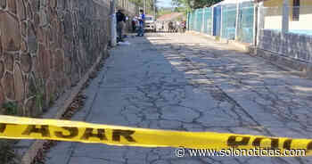 Pandilleros apuñalan a joven en Barrio El Calvario, Nahuizalco - Solo Noticias