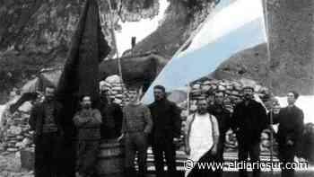 Luciano Valette: el vecino ilustre de Monte Grande que llegó a la Antartida - El Diario Sur