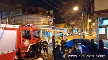 Accidente en Monte Grande: tres personas sufrieron heridas - El Diario Sur