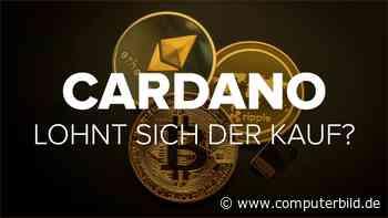 Cardano (ADA): Prognose und alles Wissenswerte - COMPUTER BILD - COMPUTER BILD