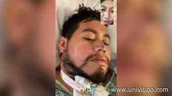 Padre con cinco hijos lucha contra el coronavirus en un hospital de Houston - Univision