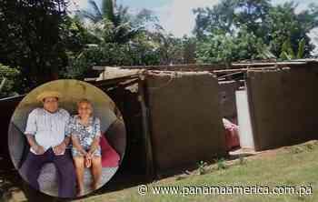 Abuelitos pasan sus días en una 'trampa de muerte' en La Pintada de Coclé - Panamá América