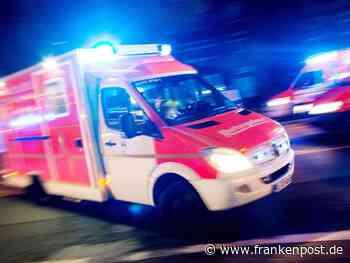 Rettungseinsatz - Teenager liegen betrunken auf der Straße - Frankenpost
