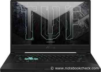 Asus TUF Dash F15 FX516P-EHN006T - Notebookcheck.com