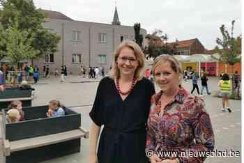 Evelien en Kim wil als directieduo warmte terugbrengen in gemeentescholen