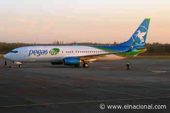 Compañía rusa Pegas Touristik ofrecerá 73 vuelos chárter de Moscú a Porlamar - El Nacional