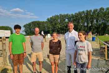 Equipark richt succesvolle jumping in - Het Nieuwsblad