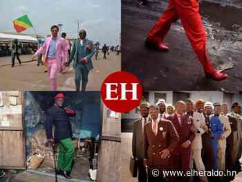 'Los Dandis' de El Congo: Viven en la pobreza con trajes lujosos de alta costura - Diario El Heraldo - ElHeraldo.hn