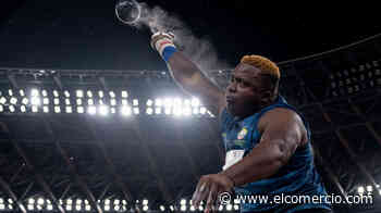 Jordi Congo fue descalificado en el impulso de bala de los Juegos Paralímpicos de Tokio - El Comercio (Ecuador)