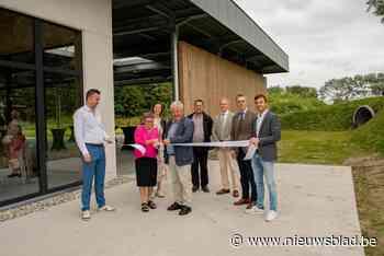 Zuienkerke heeft nieuwe polyvalente zaal op domein Polderwin... (Zuienkerke) - Het Nieuwsblad