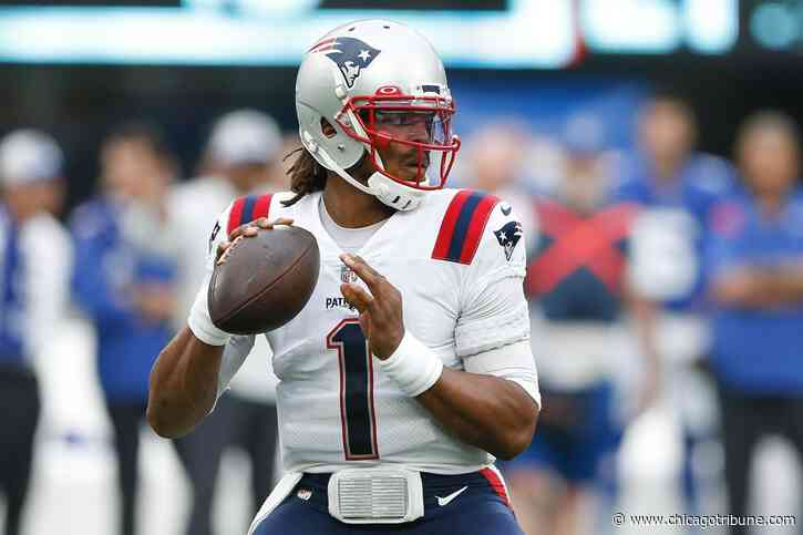 Cam Newton: New England Patriots release QB - Chicago Tribune