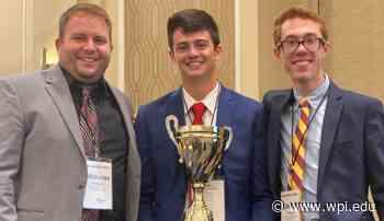 Phi Kappa Theta Wins Prestigious Founders Cup for Sixth Time - WPI News