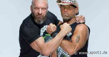 WWE wälzt NXT um, an Triple H vorbei - Folgen auch für AEW - SPORT1