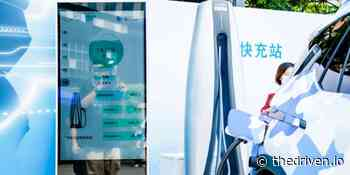 China's GAC Aion unveils 480kW fast charger - The Driven