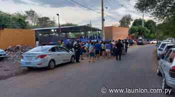 Iglesia evangélica de Lambaré es intervenida por municipalidad - La Unión - launion.com.py