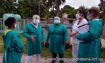 Asamblea Nacional de Cuba está en los barrios - icrt.cu