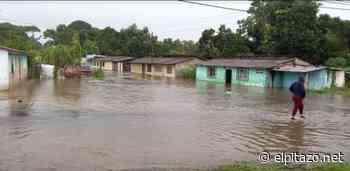 Bolívar | Río se desborda e inunda 696 casas en Upata y El Pao - El Pitazo