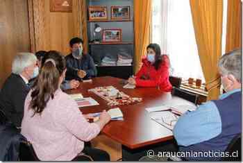 Municipalidad y Seremi de Transporte abordaron distintas situaciones de tránsito en Villarrica - Araucanía Noticias