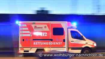 Cremlingen: 17-Jährige wird bei einem Unfall schwer verletzt - Wolfsburger Nachrichten