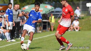 Sport Neckar-Alb – Fußball-Verbandsliga: Der VfL Pfullingen kann gegen Calcio Leinfelden-Echterdingen nicht ganz zufrieden sein - SWP