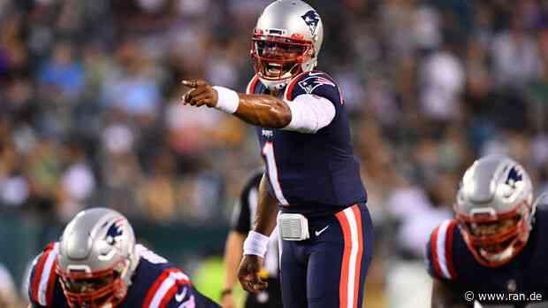 Cam Newton bei den New England Patriots abgesägt! Ist das der Anfang vom Ende? - RAN