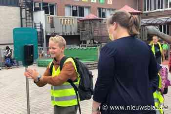 Ontsmetten en wachten op afstand (Tervuren) - Het Nieuwsblad
