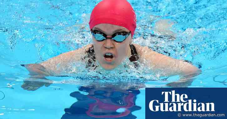 Ellie Simmonds ready to end career in Paralympics after freestyle fifth place