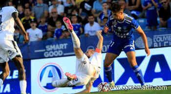 Ligue 2. Au SC Bastia, quand ça ne veut pas… - Corse-Matin