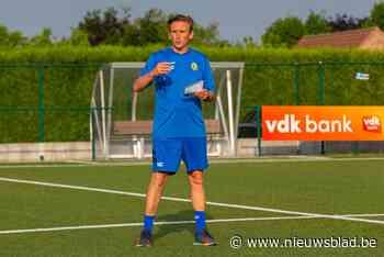 """Coach Sandy Casieris: """"Collectief reageren"""" (Gavere) - Het Nieuwsblad"""