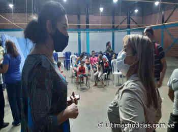 Garantizan atención social a familias refugiadas de Los Teques - Últimas Noticias