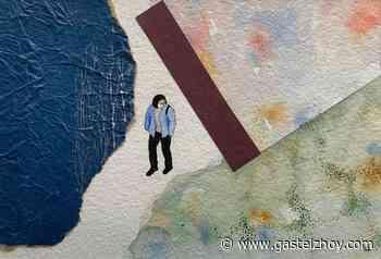 La soledad del confinamiento pintada desde la ventana - Gasteiz Hoy